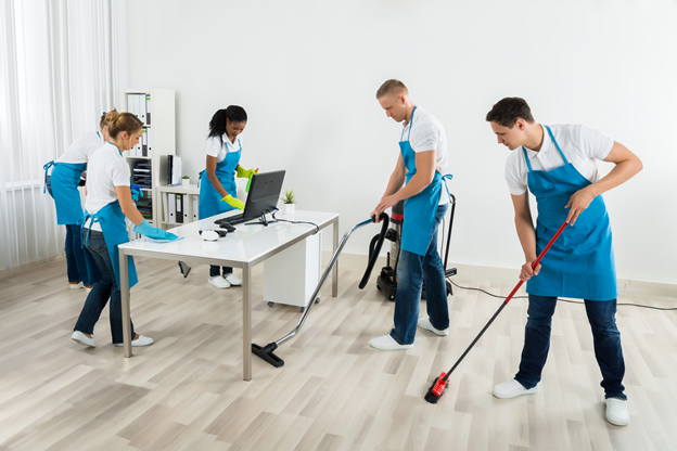 Do Medium Sized Businesses Need Commercial Cleaning?